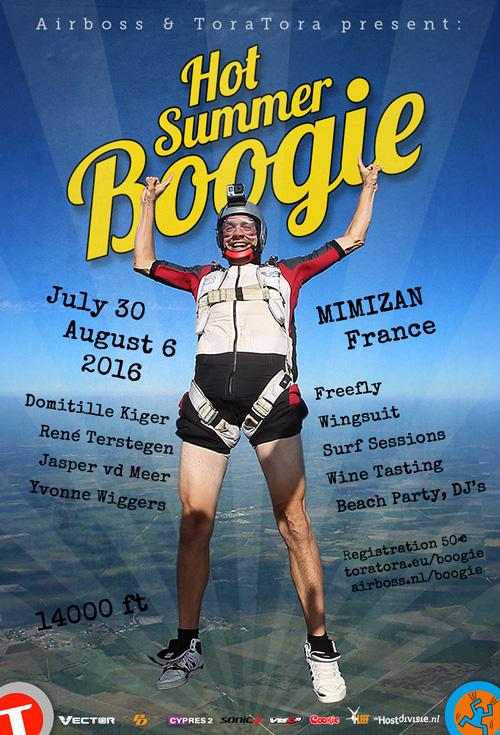 Hot Summer Boogie